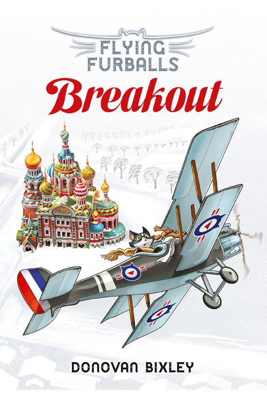 Flying Furballs #07: Breakout