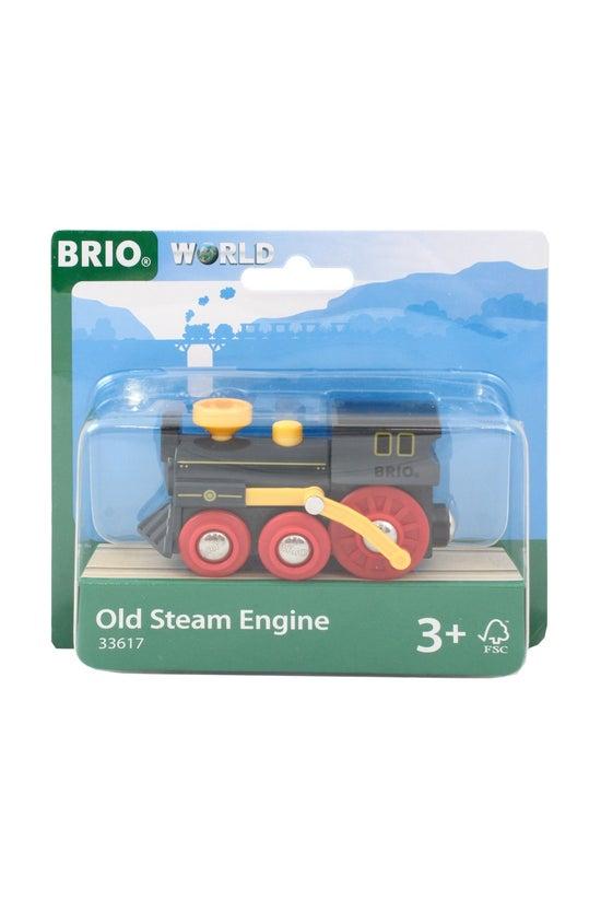 Brio World: Old Steam Engine