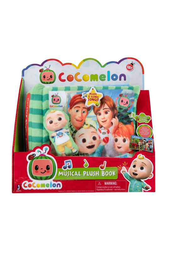 Cocomelon: Musical Plush Book