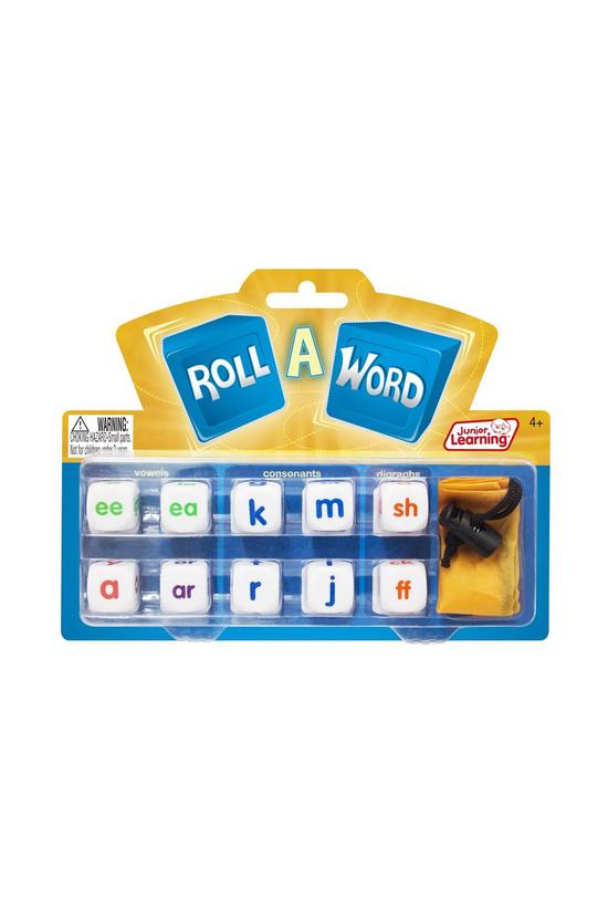 Junior Learning Roll-a-word Ga...