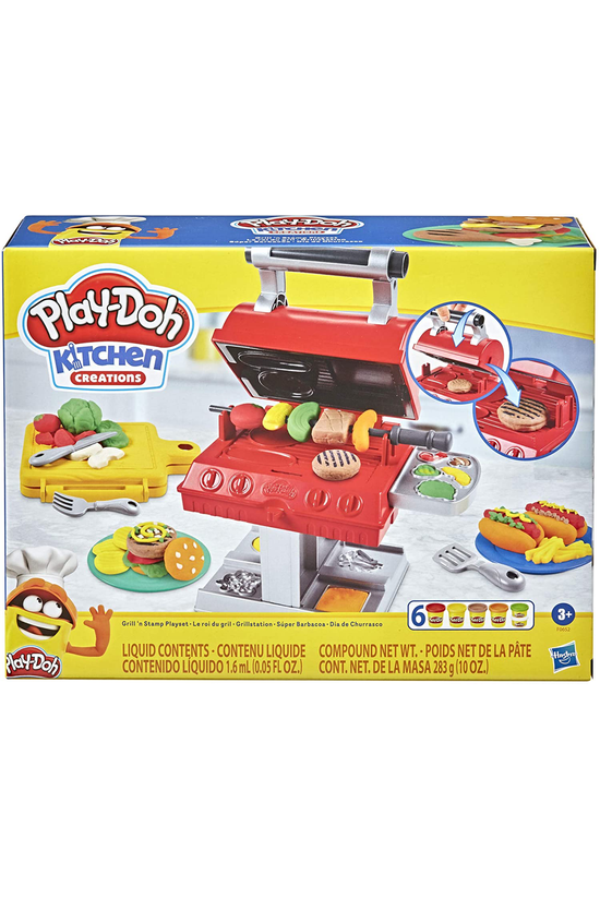 Play-doh Kitchen Creations: Gr...