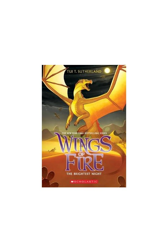 Wings Of Fire #05: Brightest N...