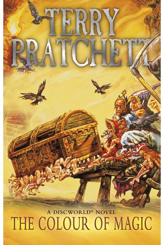 Discworld #01: The Colour Of M...