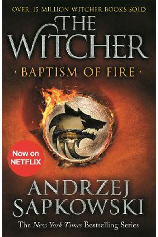 The Witcher #03: Baptism Of Fi...