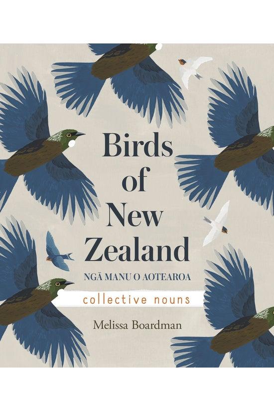 Birds Of Aotearoa New Zealand