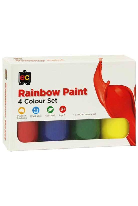 Educational Colours Rainbow Pa...