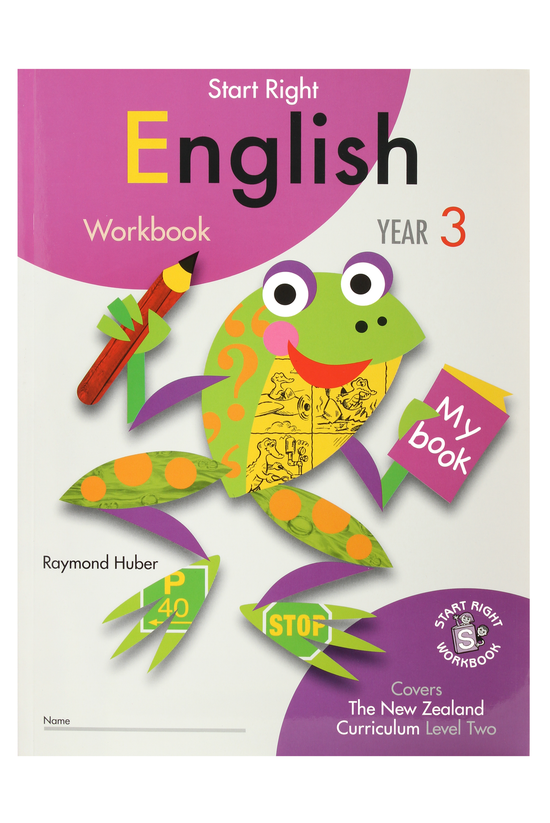 Start Right Year 3 English Wor...