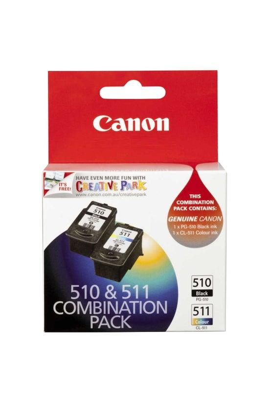 Canon Ink Cartridge Pg510 &...