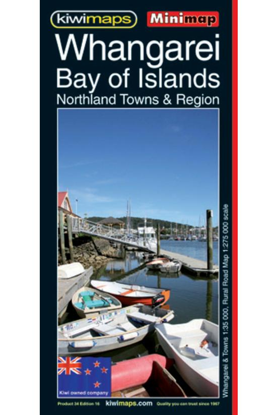 Whangarei & Bay Of Islands...