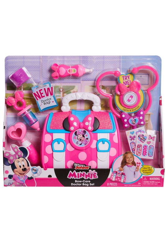 Disney Junior's Minnie Bow-car...