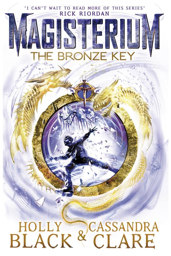 Magisterium #03: The Bronze Ke...