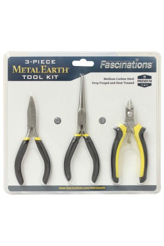 Metal Earth Tool Kit 3 Pieces