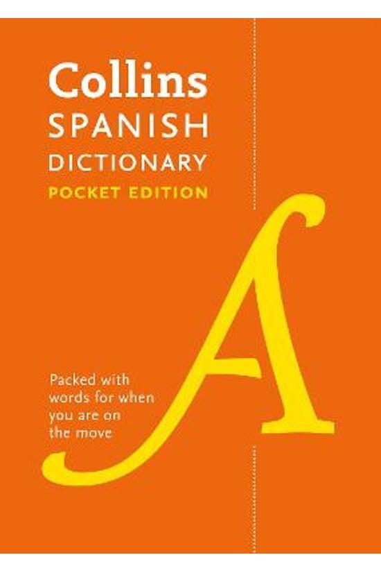 Collins Spanish Pocket Diction...