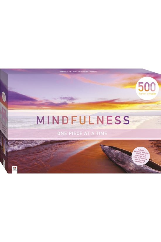 Mindfulness 500 Piece Jigsaw S...
