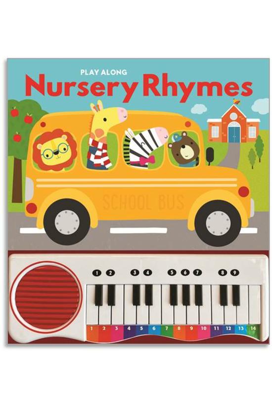 Piano Book: Nursery Rhymes