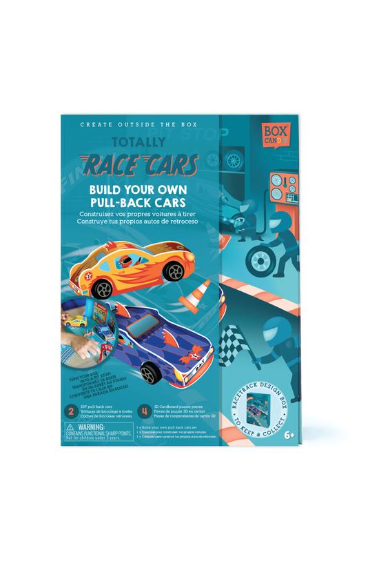 Totally Race Cars Kit