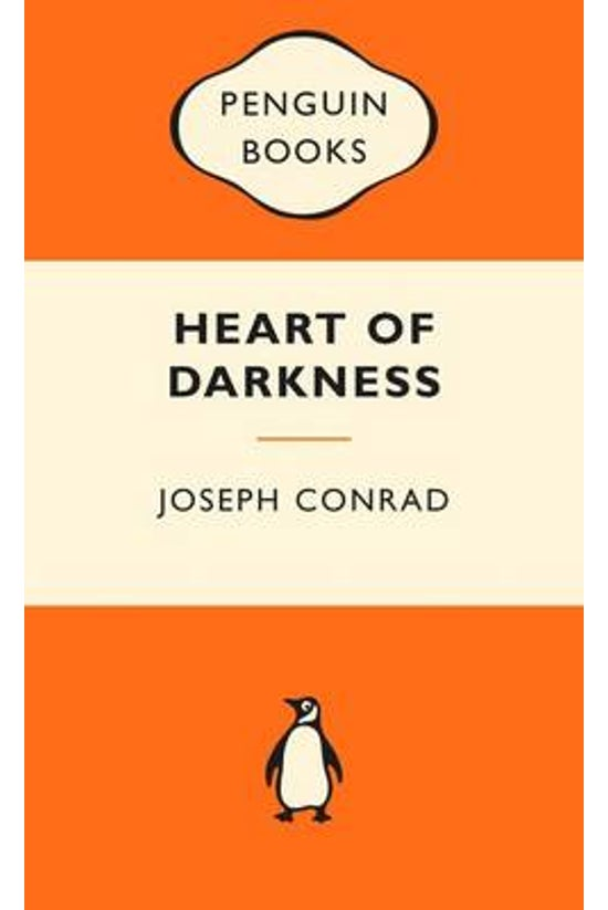 Popular Penguin: Heart Of Dark...
