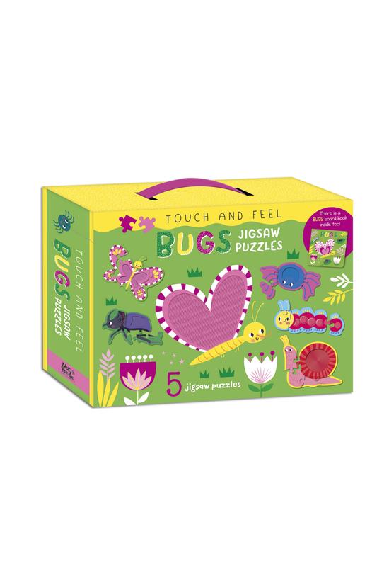 Touch & Feel Bugs Jigsaw P...
