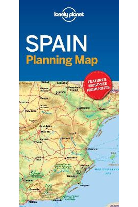 Lonely Planet Spain Planning M...