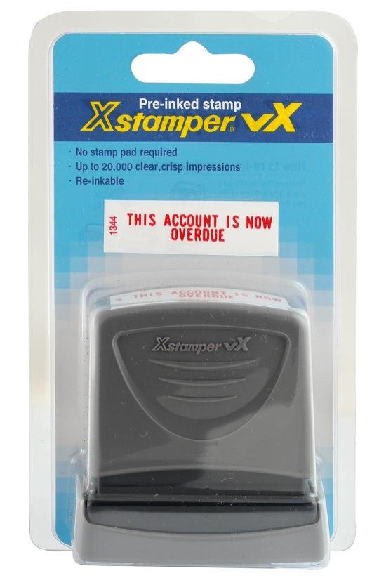 Xstamper Pre-inked Stamp Accou...