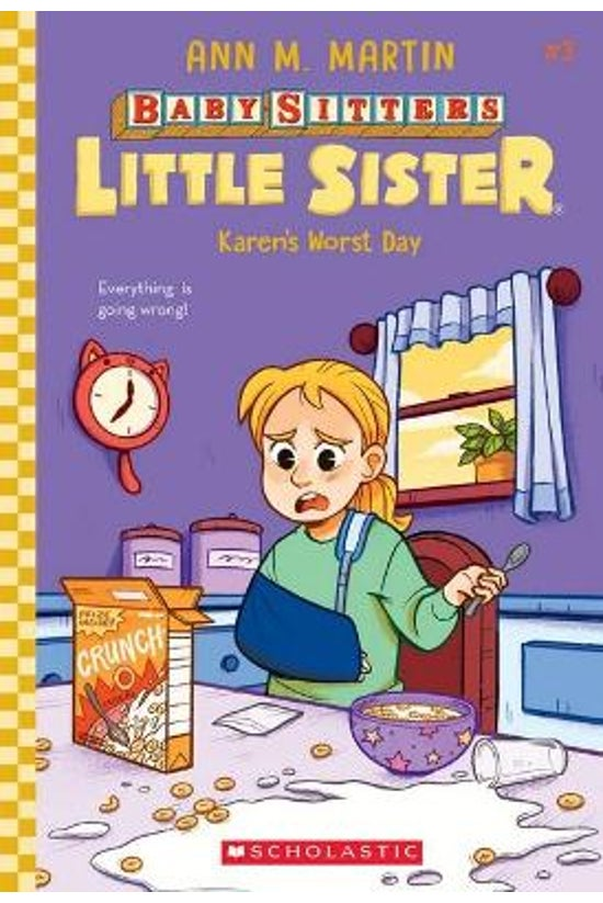 Baby-sitters Little Sister #03...