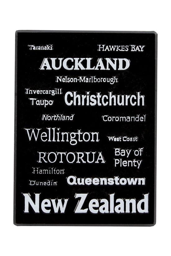 Magnet Collect New Zealand Pla...