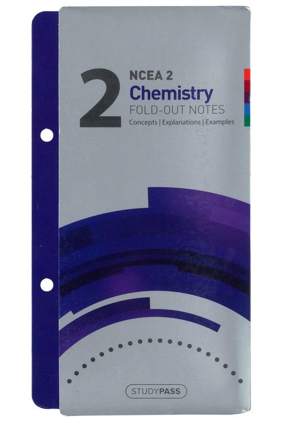 Ncea Level 2 Chemistry Fold-ou...