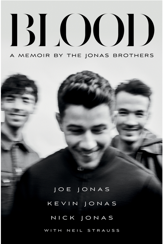 Blood: A Memoir By The Jonas B...