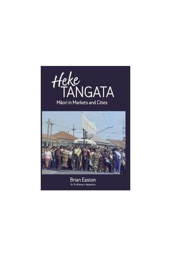 Heke Tangata: Maori In Markets...