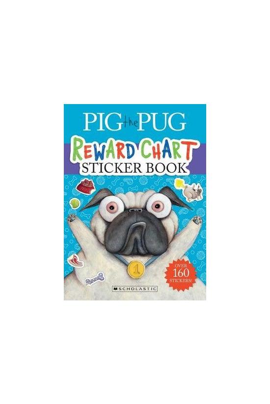 Pig The Pug Reward Chart Stick...