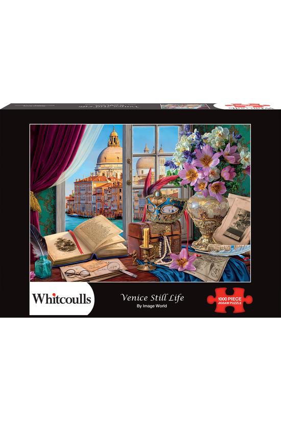 Whitcoulls 1000 Piece Jigsaw V...
