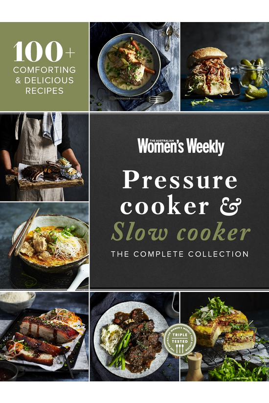 Pressure Cooker & Slow Coo...
