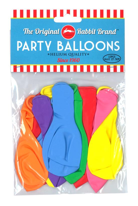 Rabbit Brand Latex Balloons 27...