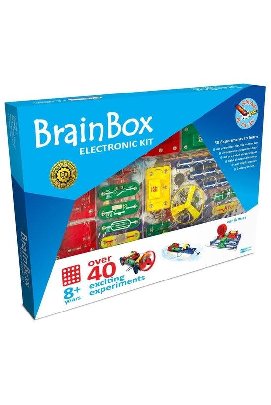 Brain Box Car & Boat 40 Ex...