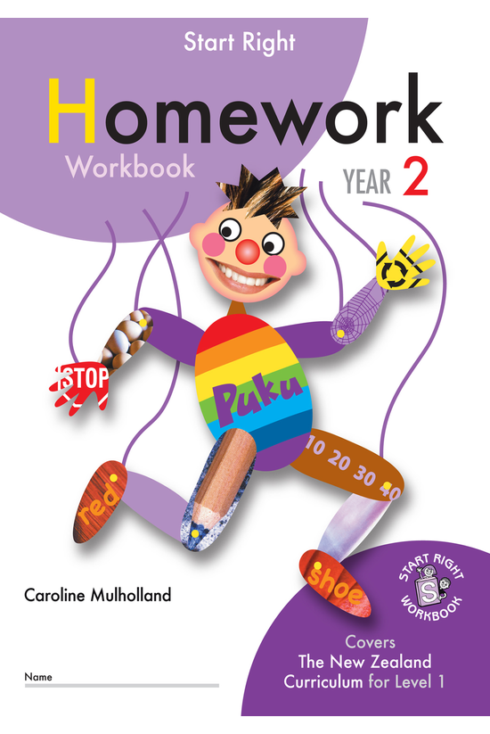 Start Right Year 2 Homework Wo...