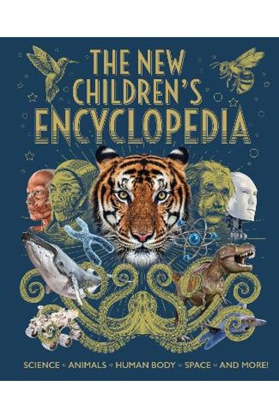 The New Children's Encyclopedi...