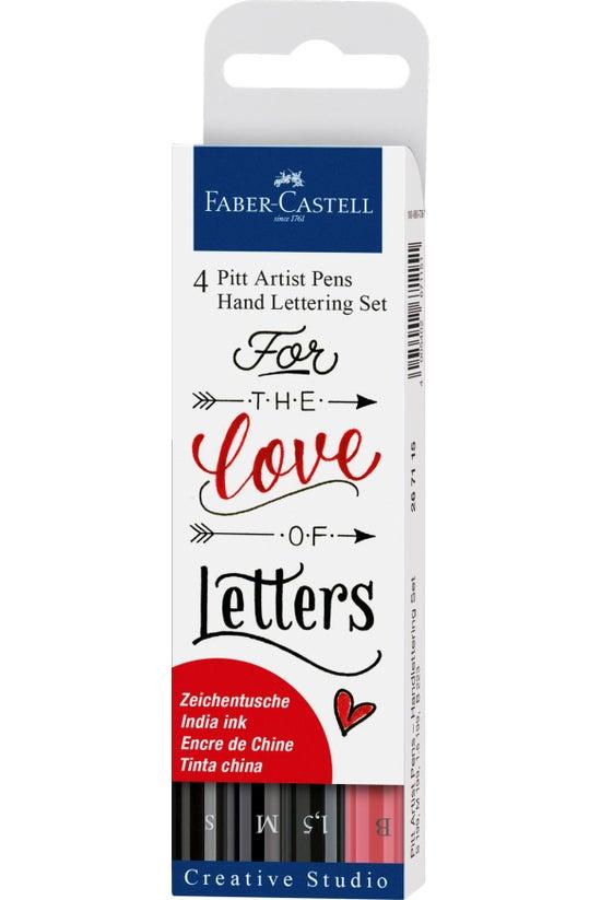Faber-castell Pitt Artist Pens...