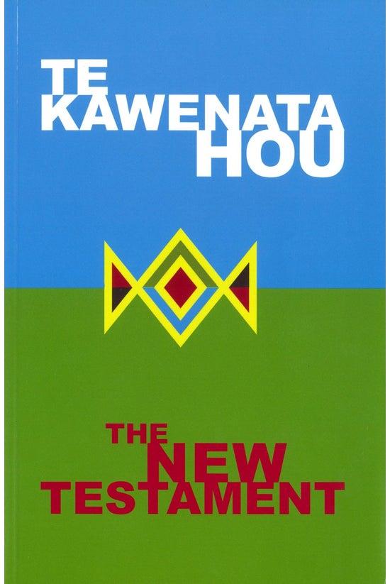 Maori/english New Testament Go...