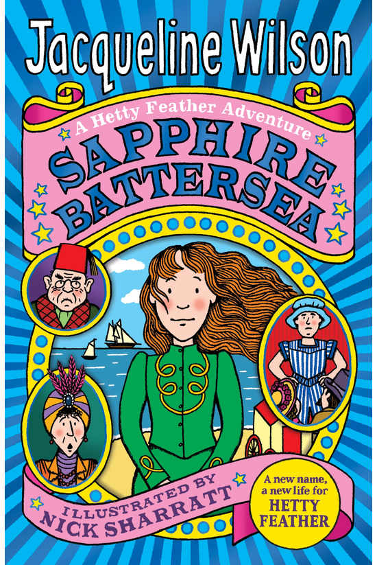 Hetty Feather #02: Sapphire Ba...