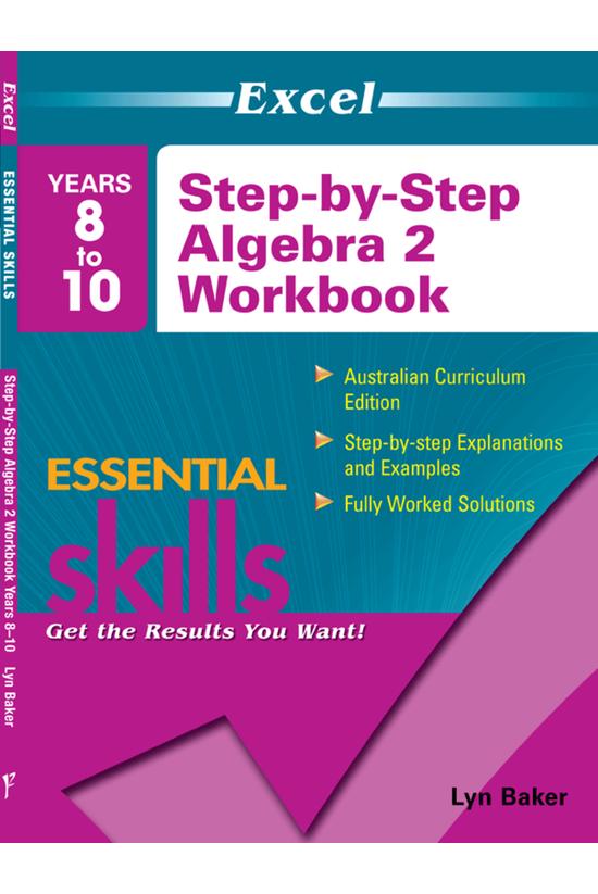 Excel Essential Skills Years 8...