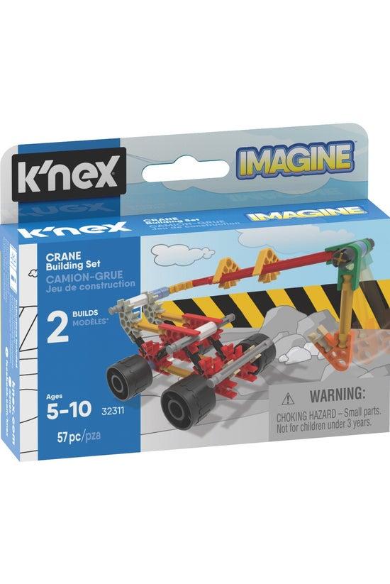 K'nex Crane Micro Building Set