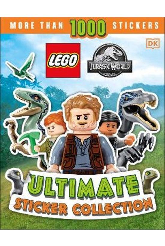 Lego Jurassic World Ultimate S...