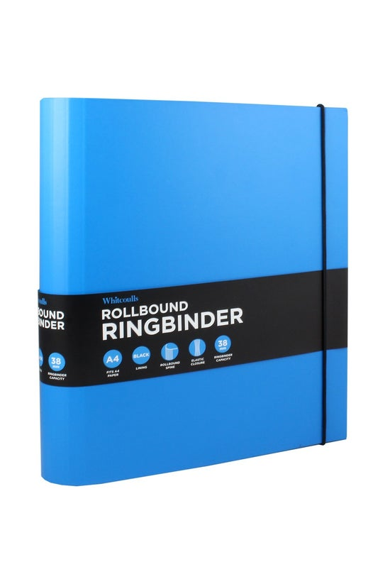 Whitcoulls Rollbound Ringbinde...