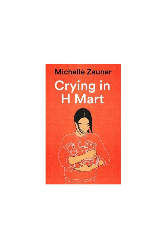 Crying In H Mart