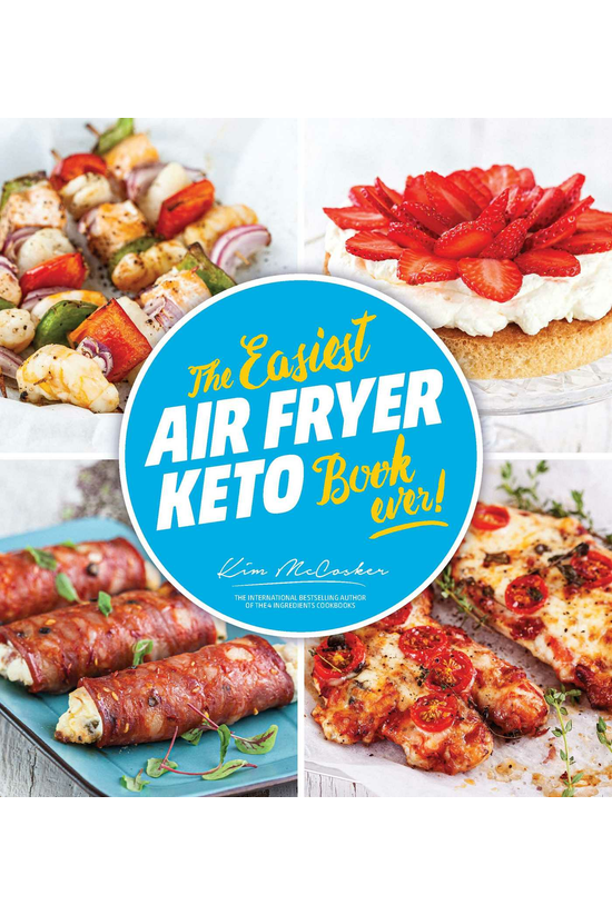 The Easiest Air Fryer Keto Boo...
