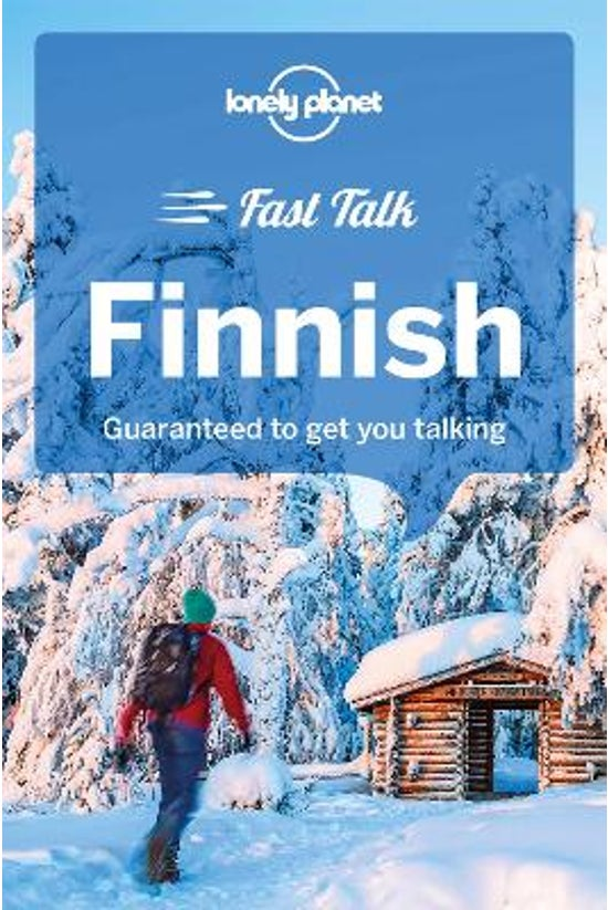 Lonely Planet Fast Talk Finnis...