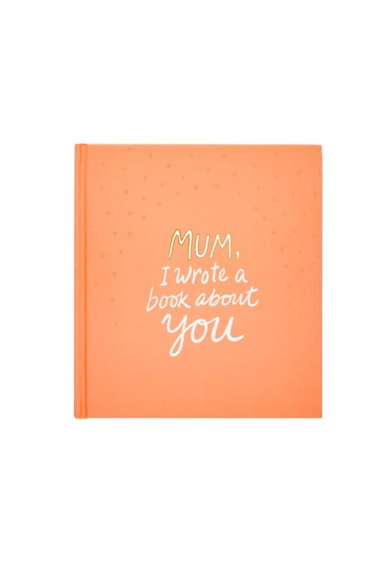 Gift Book Mum I Wrote A Book A...
