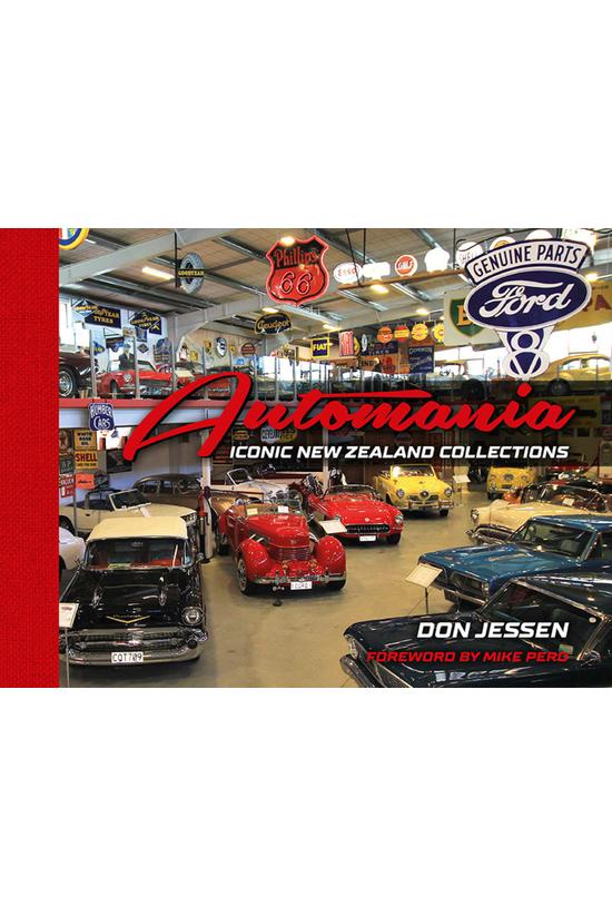 Automania: Iconic New Zealand ...