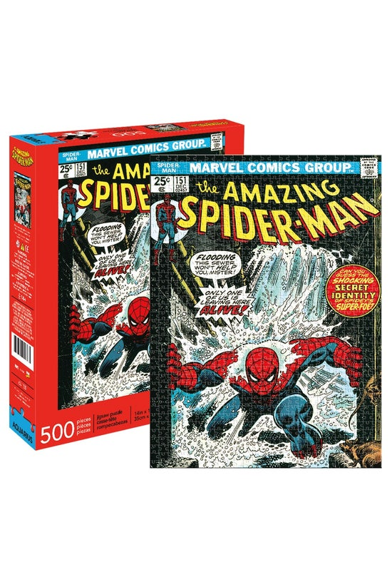 Marvel 500 Piece Jigsaw Puzzle...