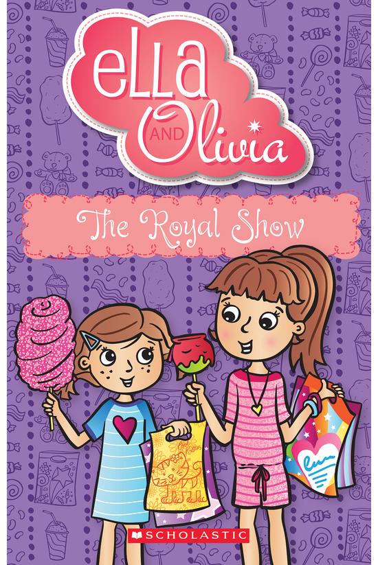 Ella And Olivia #23: The Royal...